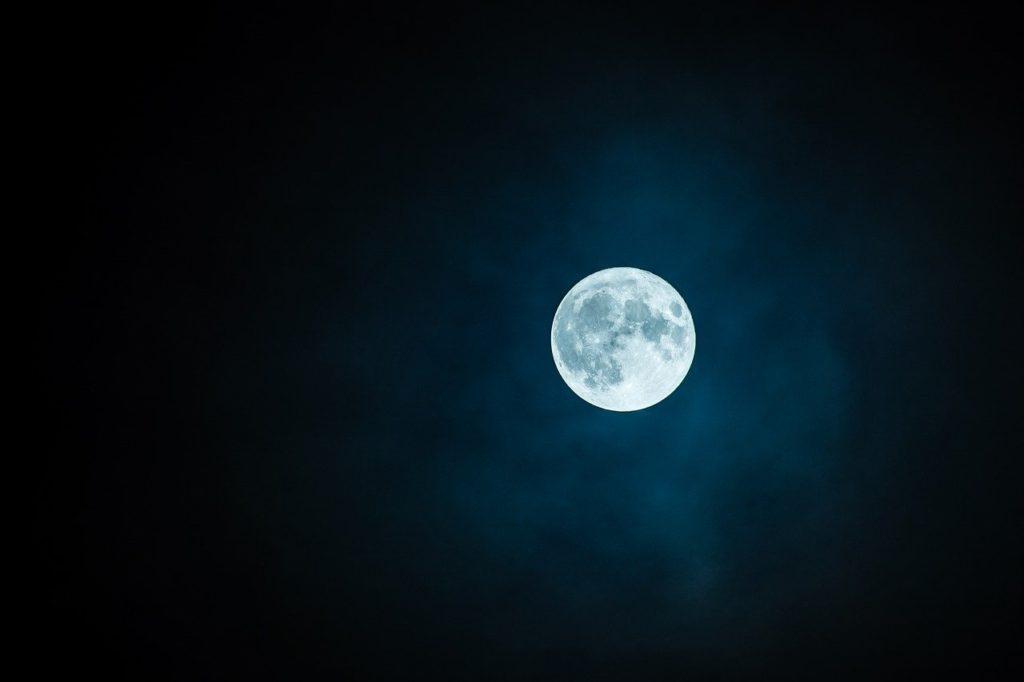 百人一首86番 「なげけとて 月やは物を 思はする かこち顔なる わが涙かな」の意味と現代語訳