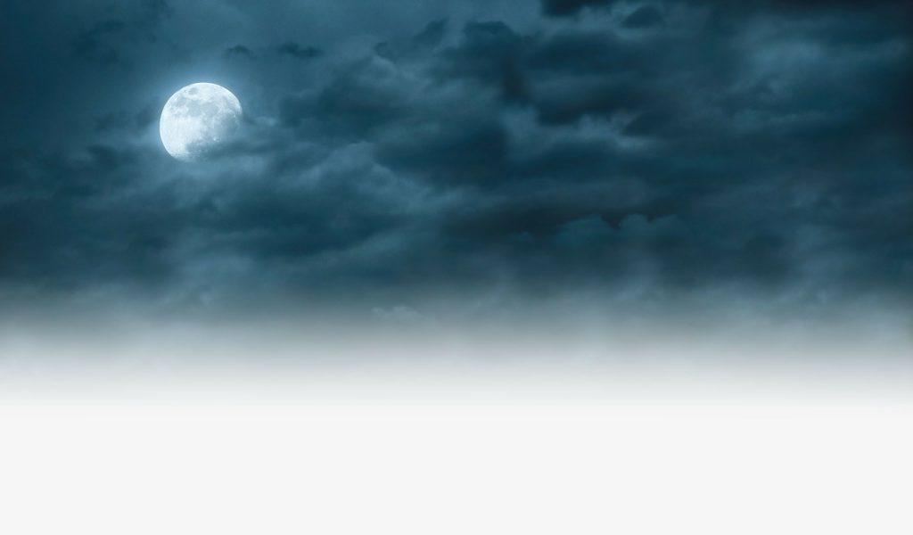 百人一首57番 「めぐりあひて 見しやそれとも わかぬまに 雲がくれにし 夜半の月かな」の意味と現代語訳